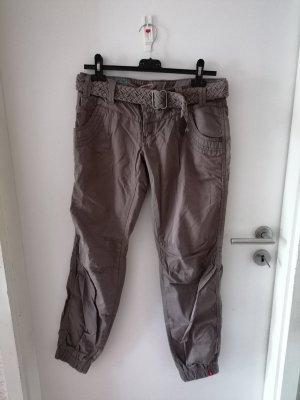 Edc Esprit Pantalon chinos marron clair