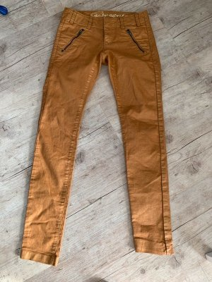 edc by Esprit Baggy Pants gold-colored-gold orange