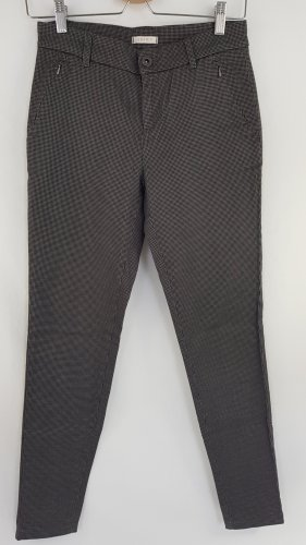 Esprit Stretch broek grijs-bruin