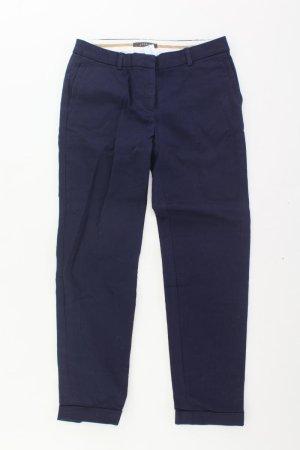Esprit Hose Größe 34 blau aus Baumwolle