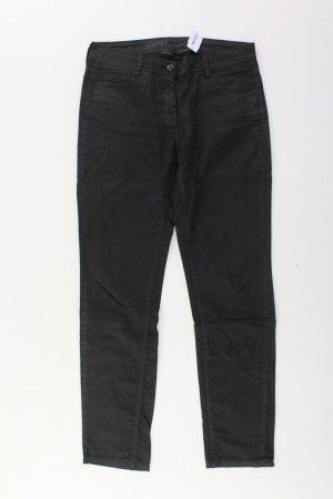 Esprit Hose Größe 36 schwarz aus Baumwolle