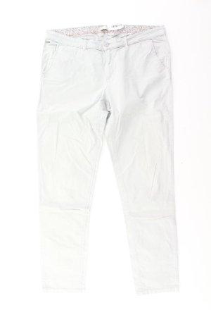 Esprit Hose Größe 40 grau aus Baumwolle