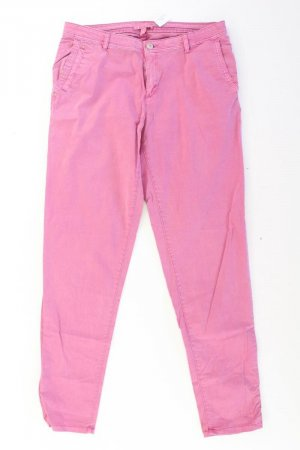 Esprit Trousers light pink-pink-pink-neon pink cotton