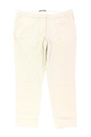 Esprit Hose Größe 42 creme aus Baumwolle