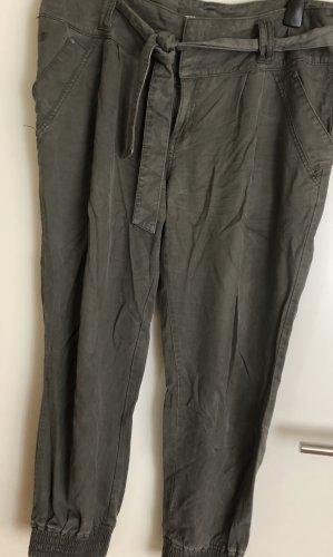 Edc Esprit Spodnie khaki khaki