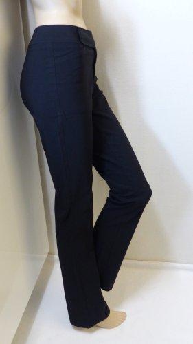 Esprit Stretch broek zwart Gemengd weefsel