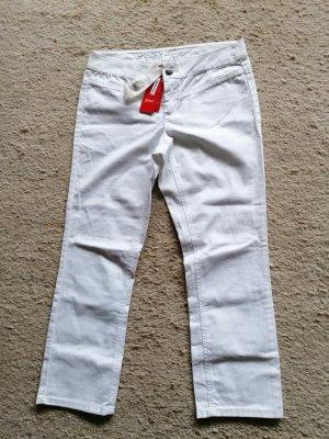 Esprit Pantalon 7/8 blanc