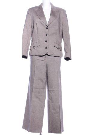 Esprit Traje de pantalón color plata estilo «business»