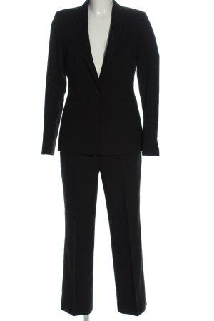Esprit Garnitur damski czarny W stylu biznesowym