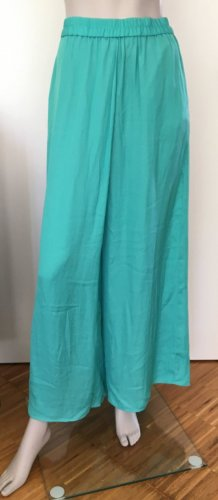 Esprit Marlene Trousers turquoise polyester