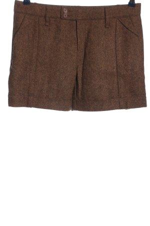 Esprit Hot Pants braun meliert Casual-Look