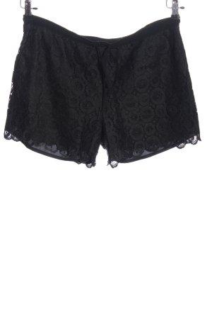 Esprit Hot Pants schwarz Casual-Look
