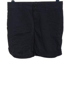Esprit Hot Pants blau Casual-Look