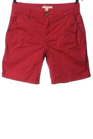 Esprit Hot Pants rot Casual-Look