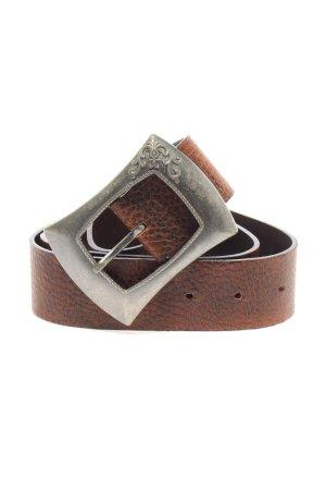Esprit Hip Belt brown allover print casual look