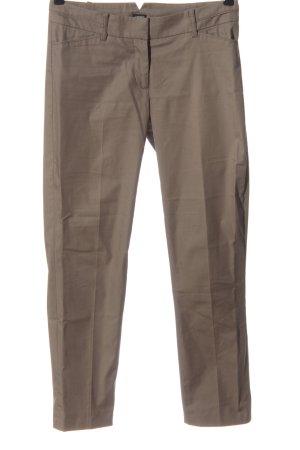 Esprit pantalón de cintura baja marrón look casual