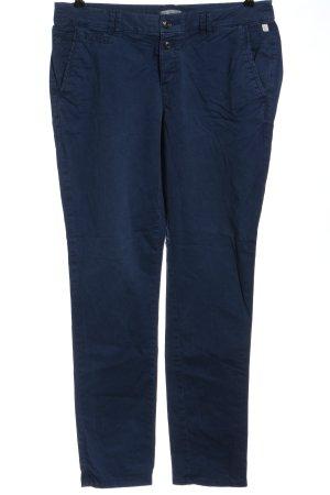 Esprit Hüftjeans blau Casual-Look