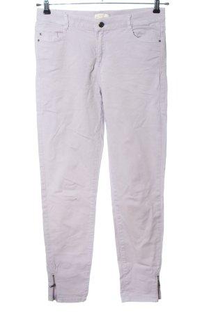 Esprit Slim Jeans lilac casual look