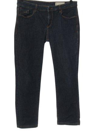 Esprit Jeansy biodrówki niebieski W stylu casual