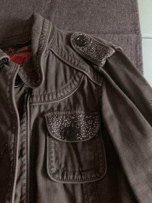 Esprit Unisex blazer khaki