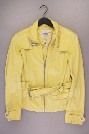 Esprit Jacket yellow-neon yellow-lime yellow-dark yellow cotton