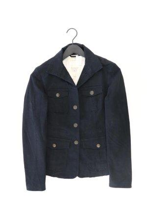 Esprit Jacke Größe 38 schwarz