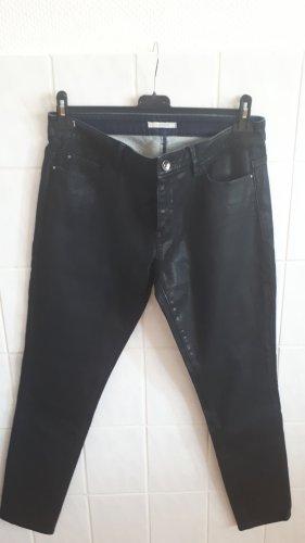 Esprit Jeans a carota nero-blu scuro