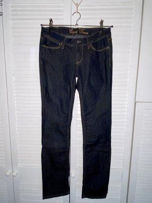 Esprit Jeans Denim dunkelblau Gr. 8 (Gr. 38 oder S)
