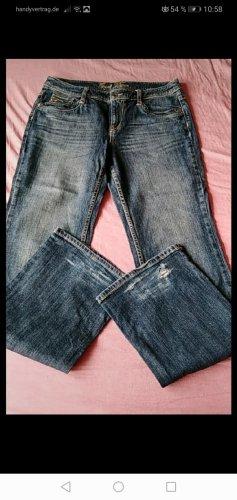 adc by Esprit Jeans a zampa d'elefante blu