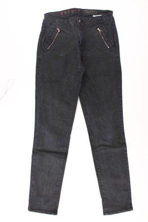 Esprit Jeans Größe 36 schwarz