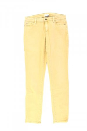 Esprit Jeans Größe 38 gelb aus Baumwolle