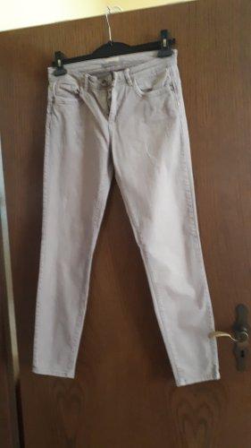 Esprit Jeans Größe 38 grau/rosa