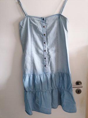 Esprit Jeans Kleid blau Gr. 38 neu