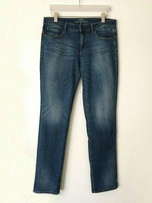Esprit Jeans medium rise straight blau Gr. 31 | 34
