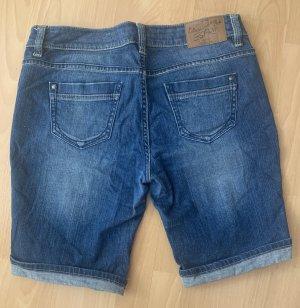 Esprit Jeans stretch bleu-bleu acier