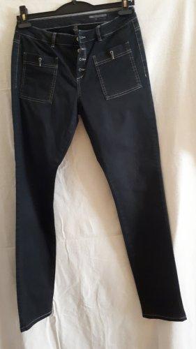 Esprit Jeans Slim Fit, schwarz, Größe 38/32