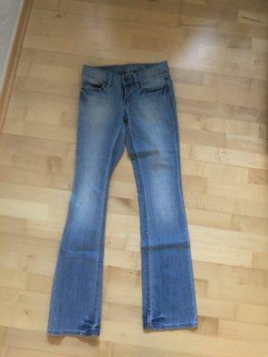 Esprit Jeansy z prostymi nogawkami jasnoniebieski