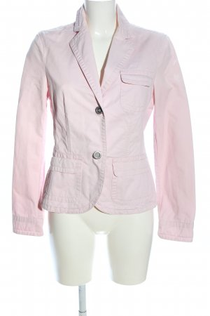 Esprit Blazer in jeans rosa stile casual