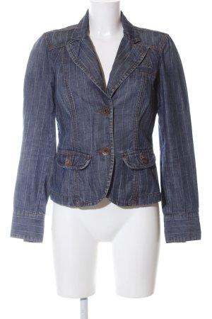 Esprit Marynarka jeansowa niebieski W stylu casual