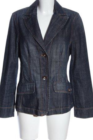 Esprit Jeansblazer blau Casual-Look