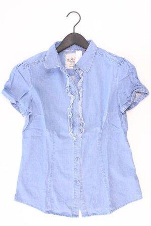 Esprit Blusa denim blu-blu neon-blu scuro-azzurro Cotone