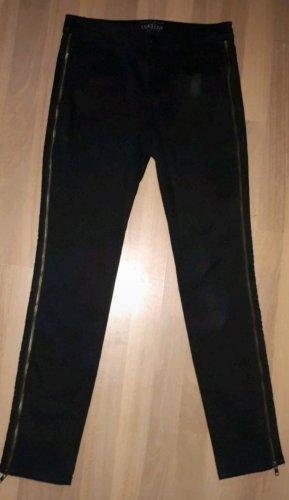 Esprit Jeanshose mit seitliche Reißverschlüsse