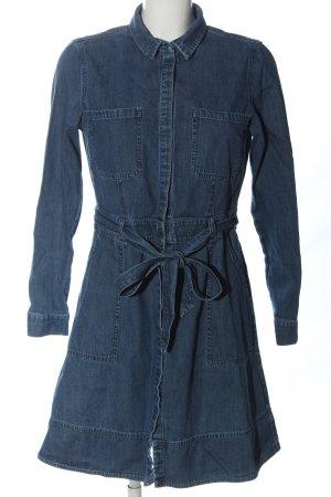 Esprit Jeansjurk blauw casual uitstraling