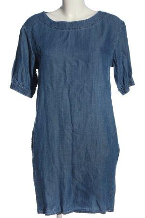 Esprit Robe en jean bleu style décontracté
