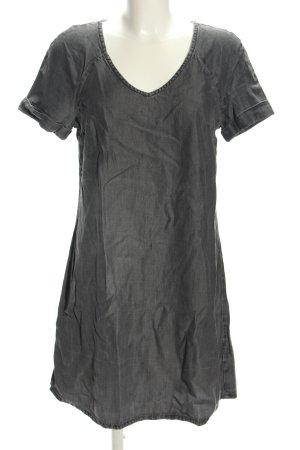 Esprit Robe en jean gris clair style décontracté