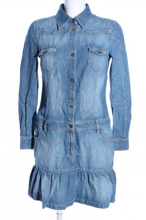 Esprit Jeanskleid blau Casual-Look