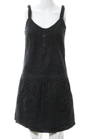 Esprit Jeanskleid schwarz Casual-Look