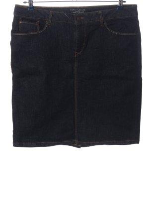 Esprit Jeansrock schwarz Casual-Look