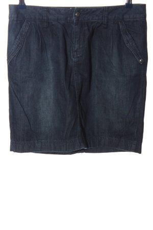 Esprit Jeansowa spódnica niebieski W stylu casual