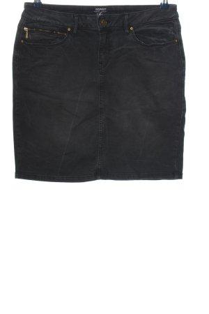 Esprit Denim Skirt light grey casual look